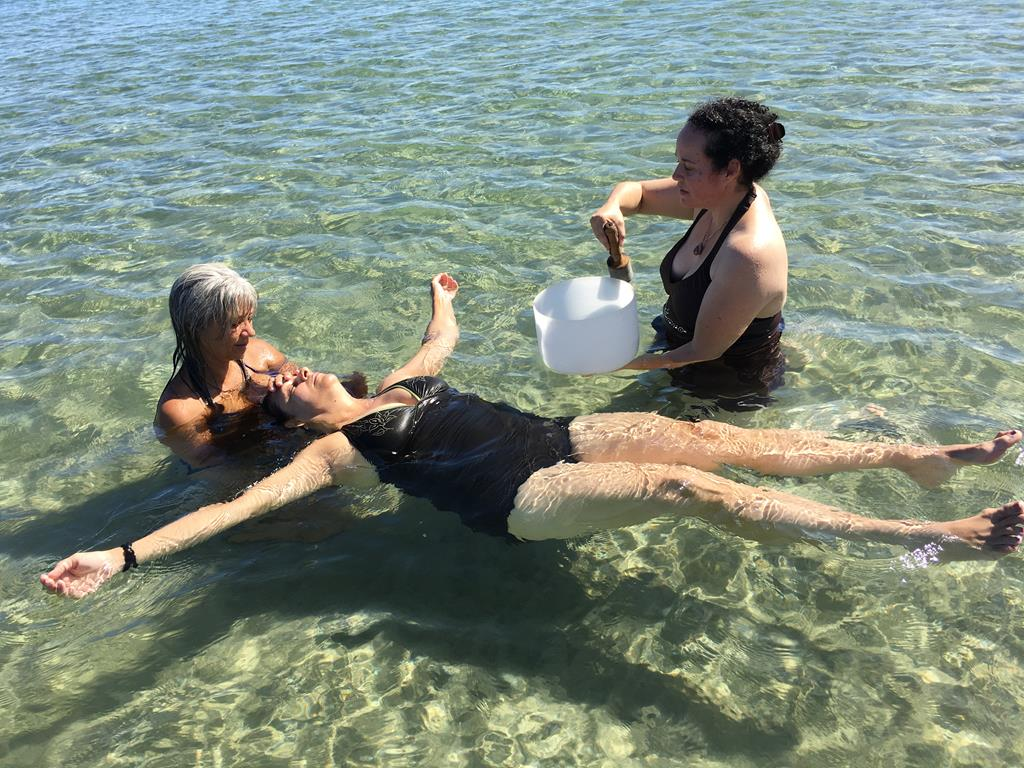 Reiki & Healing Sound in the Water